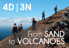 ISABELA: FROM SAND TO VOLCANOES (4 Day | 3 Night)