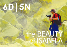 THE BEAUTY OF ISABELA (6 Days | 5 Nights)